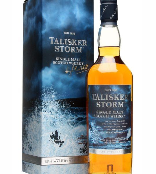 Talisker Storm Single Malt Scotch Whisky (700ml)