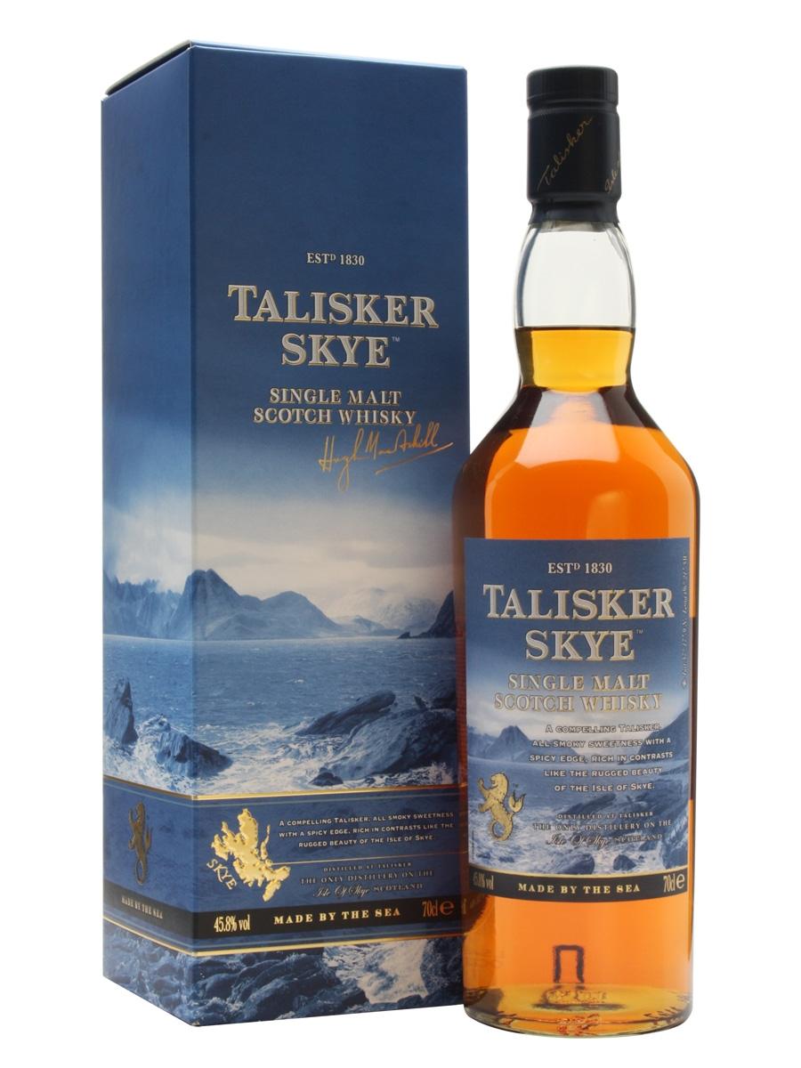 Talisker SkyeSingle Malt Scotch Whisky (700ml)