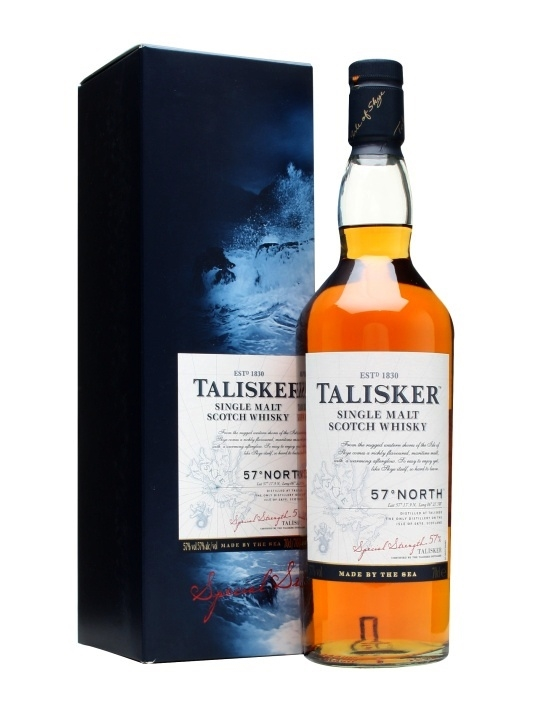 Talisker 57° North Single Malt Scotch Whisky (700ml)