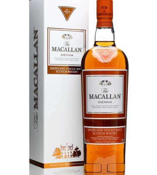 The Macallan Sienna Single Malt Scotch Whisky (700ml)