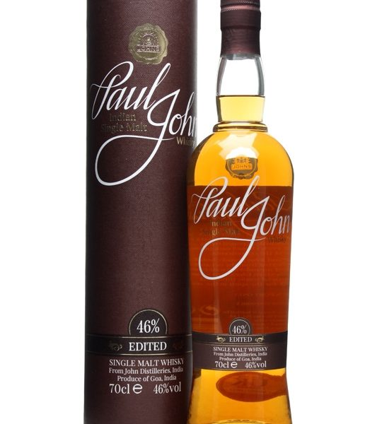 Paul John Edited Single Malt Indian Whisky (700ml)