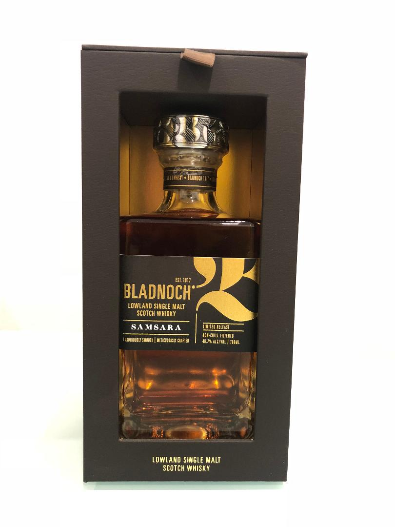 Bladnoch Samsara Single Malt Scotch Whisky 700mL@ 46.70% abv