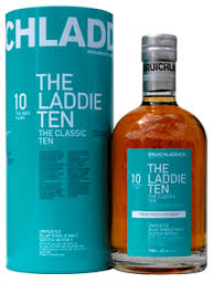 BRUICHLADDICH LADDIE TEN 10 YEAR OLD 2nd Edition