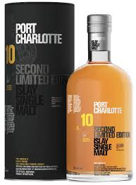 Bruichladdich Port Charlotte 10 Year Old Single Malt Scotch Whisky 700ml