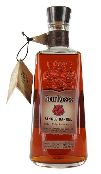 Four Roses Single Barrel Kentucky Bourbon 700ml