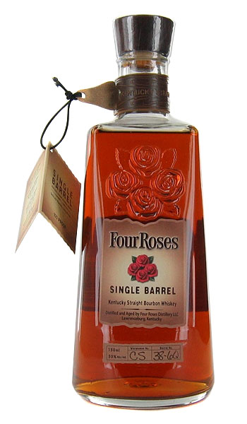 Four Roses Single Barrel Kentucky Bourbon 700ml