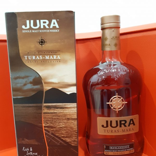 Isle of Jura Turas-Mara Single Malt Scotch Whisky 1000ml 42 % abv