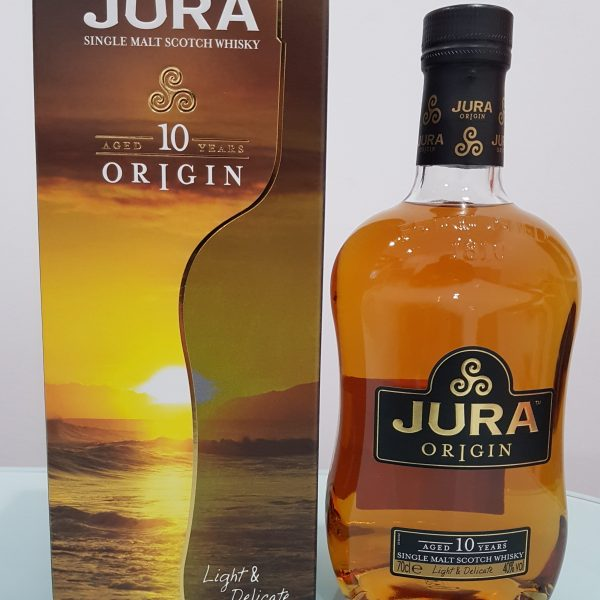 Isle of Jura Origin 10 Year Old Single Malt Scotch Whisky 700ml 40 % abv