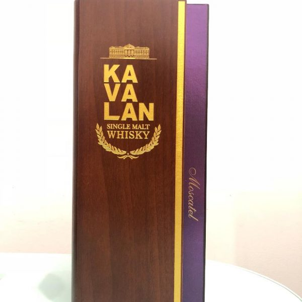 Kavalan Solist Moscatel Sherry Single Cask Strength @ 57.1% abv