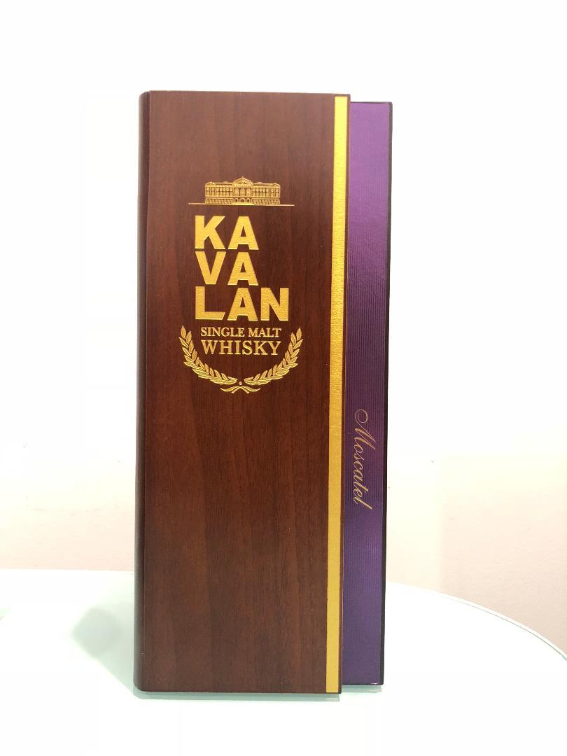 Kavalan Solist Moscatel Sherry Single Cask Strength @ 57.1% abv
