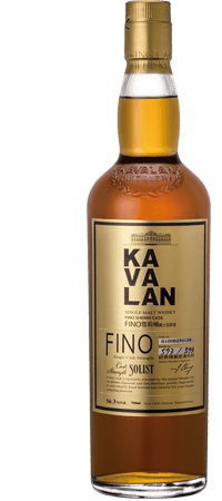 Kavalan Solist Fino Sherry Single Cask Strength Single Malt Whisky 700ml