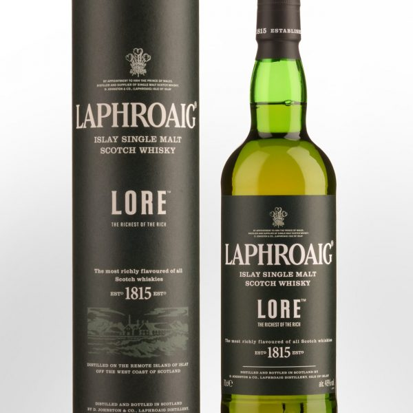 Laphroaig Lore Single Malt Scotch Whisky 700ml 48 % abv