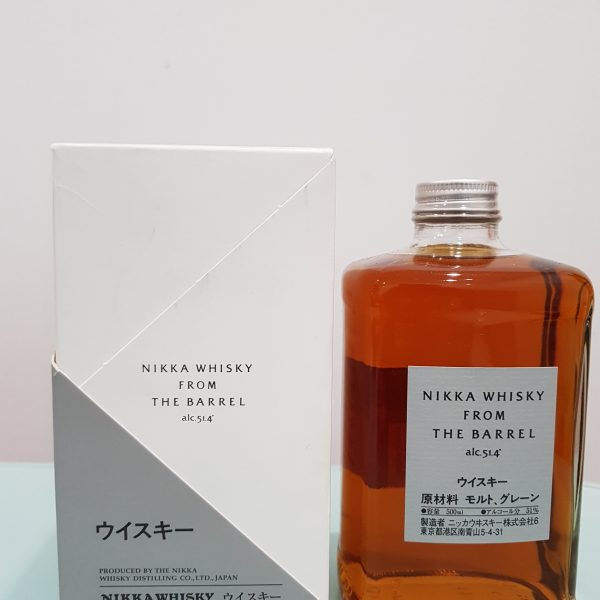 Nikka From the Barrel Blended Japanese Whisky 500ml 51.4 % abv