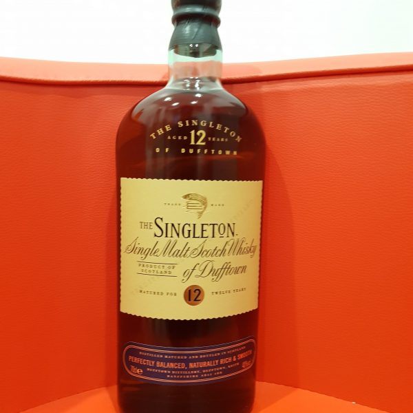 The Singleton 12 YO 700 ml