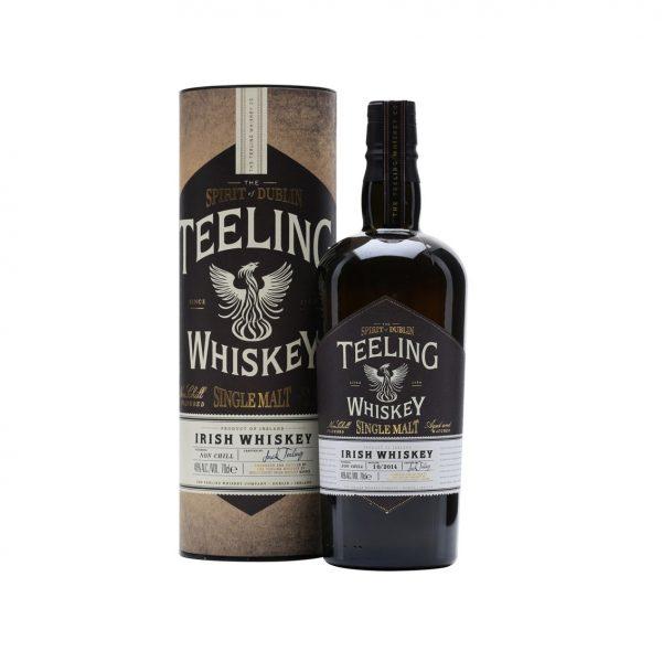 Teeling Irish Single Malt Whiskey 700mL @ 46 % abv
