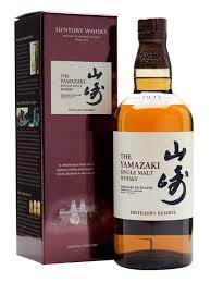 Yamazaki Distillers Reserve 700 ml 43% abv