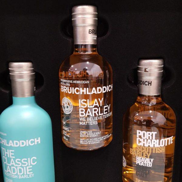 BRUICHLADDICH WEE LADDIE GIFT PACK 3 X 200 ml