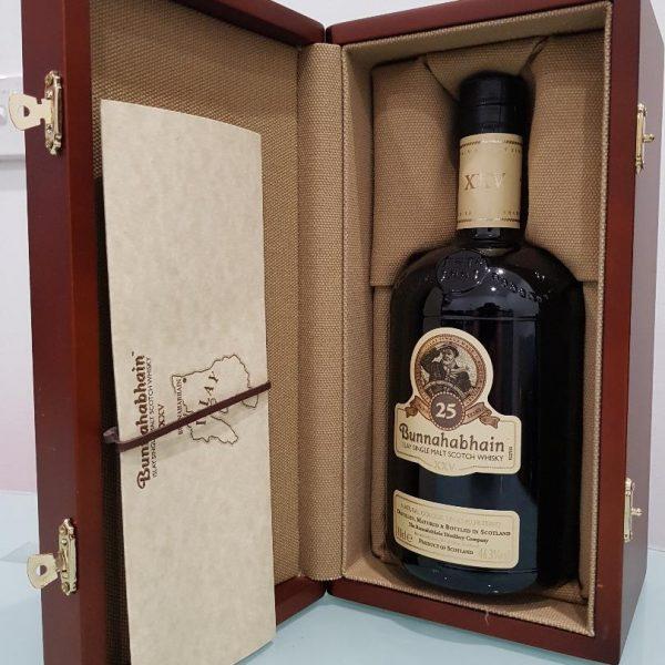 Bunnahabhain XXV 25 Year Old Islay Single Malt Scotch Whisky 700 ml