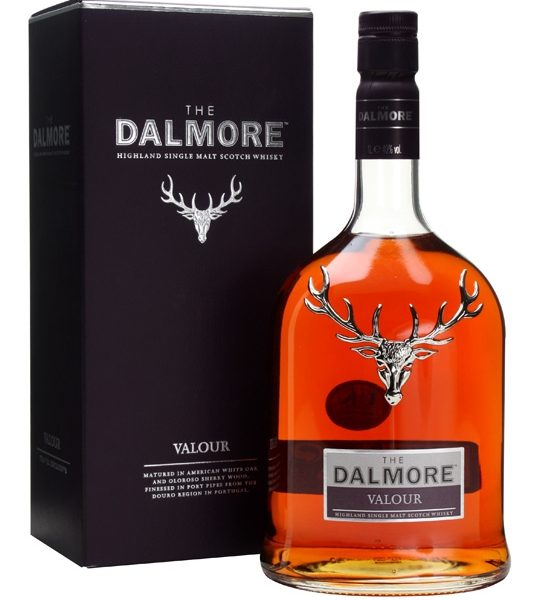 Dalmore Valour Single Malt Scotch Whisky 1000ml 40 % abv