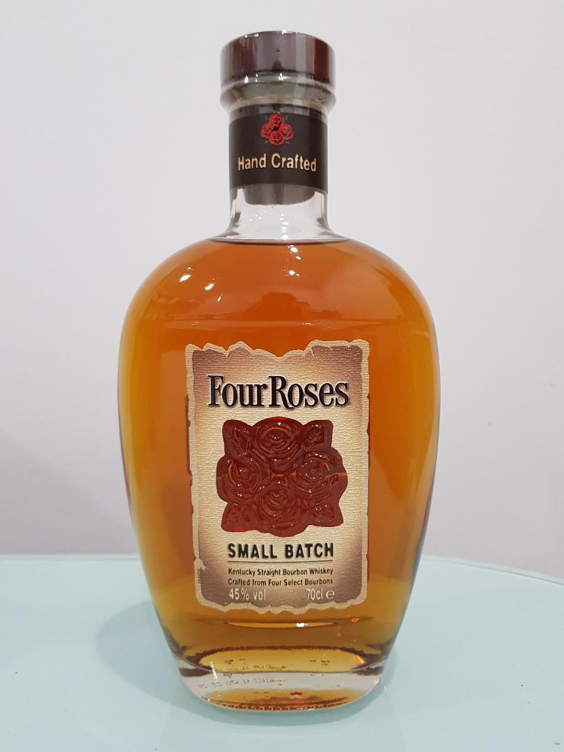 Four Roses Small Batch Bourbon Whiskey 700ml @ 45 % abv