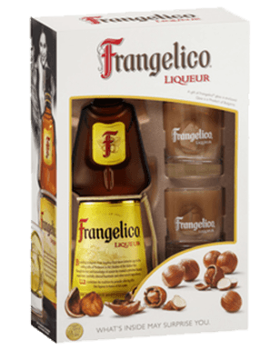 Frangelico Hazelnut Liqueur Gift Pack (700ml)
