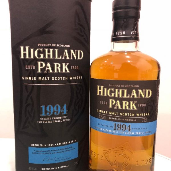 Highland Park 1994 700mL @ 40 % abv