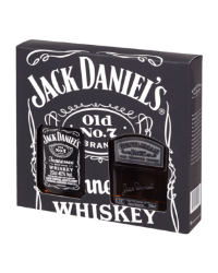 Jack Daniel's Old No.7 and Gentleman Jack Twin Pack 200mL