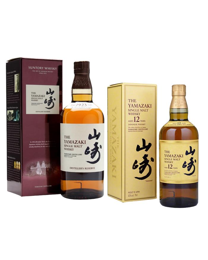 Jap Hap: Yamazaki Distiller + Yamazaki 12 YO