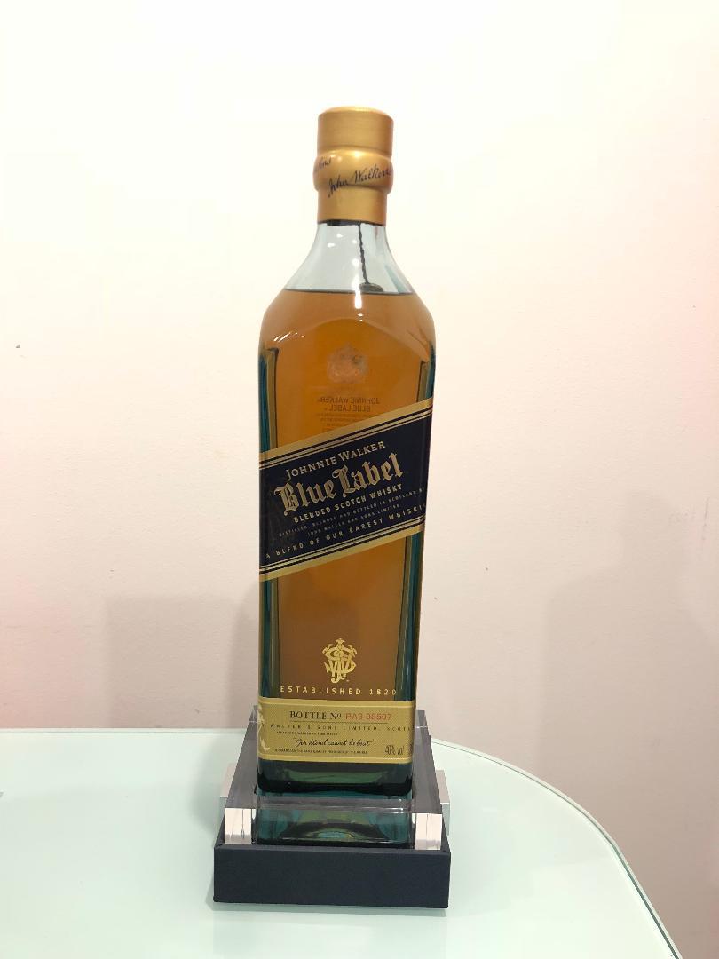 Johnnie Walker Blue Label Scotch Whisky 1750mL @ 40% abv