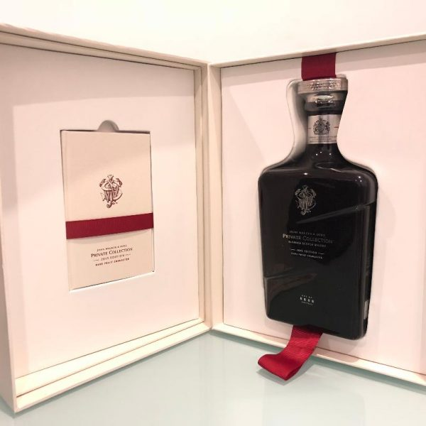 John Walker & Sons Private Collection 2015 Rare Fruit Character Blended Scotch Whisky 700mL @ 46.8% abv
