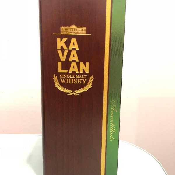 Kavalan Solist Amontillado Sherry Single Cask Strength @ 55.6% abv