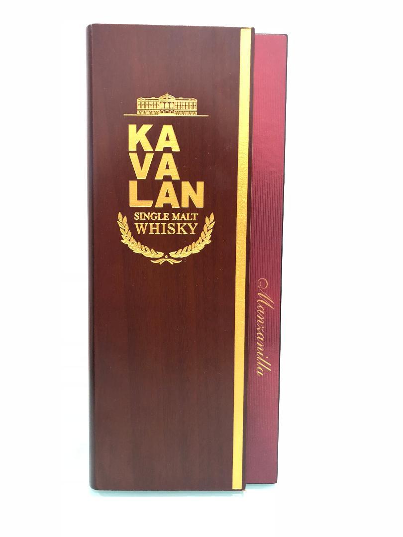 Kavalan Solist Manzanilla Sherry Single Cask Strength(750ml) @ 57.8 abv