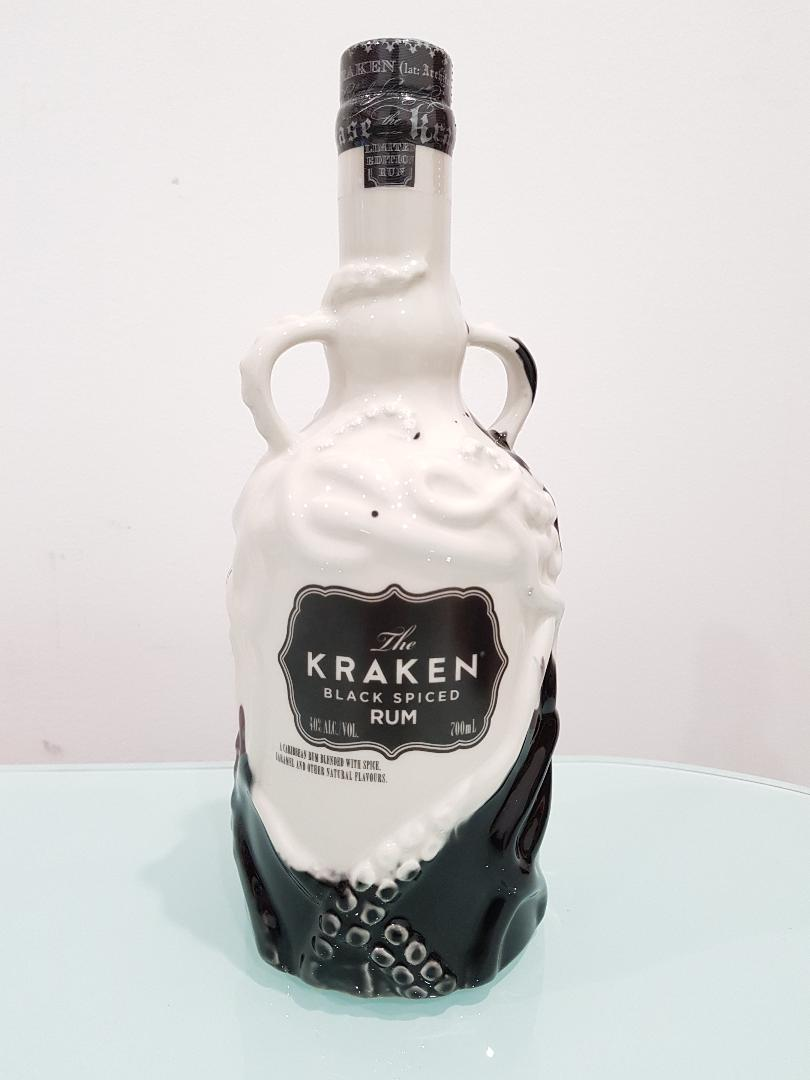 Kraken Limited Edition Ceramic Bottle 700mL
