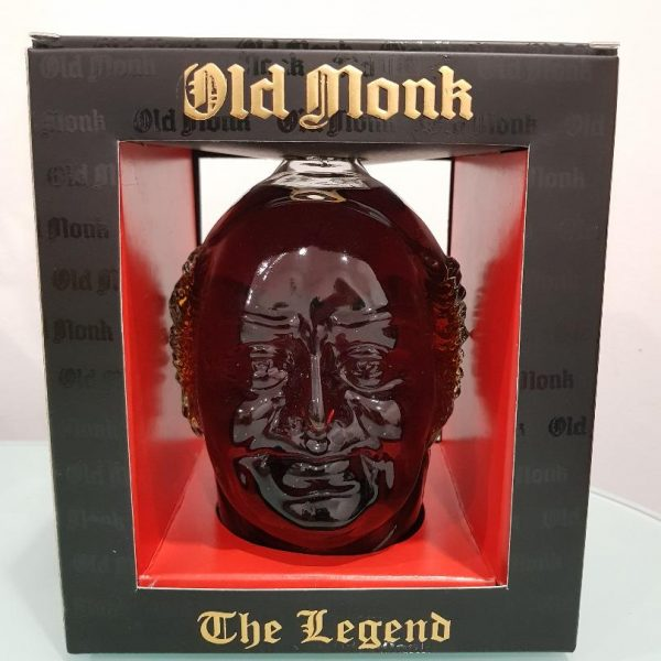 Old Monk 'The Legend' Rum 750mL