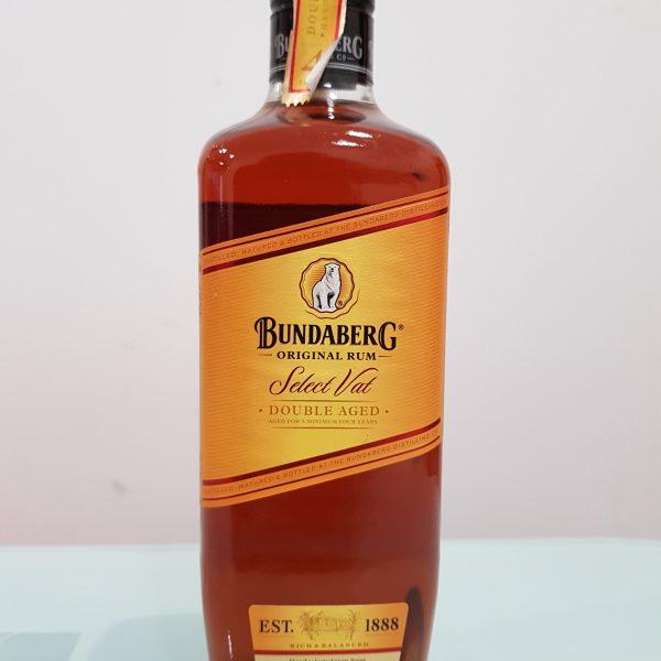 Bundaberg Rum Select Vat 700ml @ 37 % abv (Old Label)
