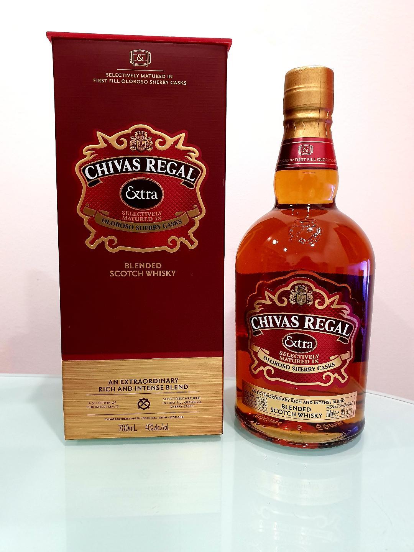 Chivas Regal Extra Scotch Whisky 700 Ml 40 Abv
