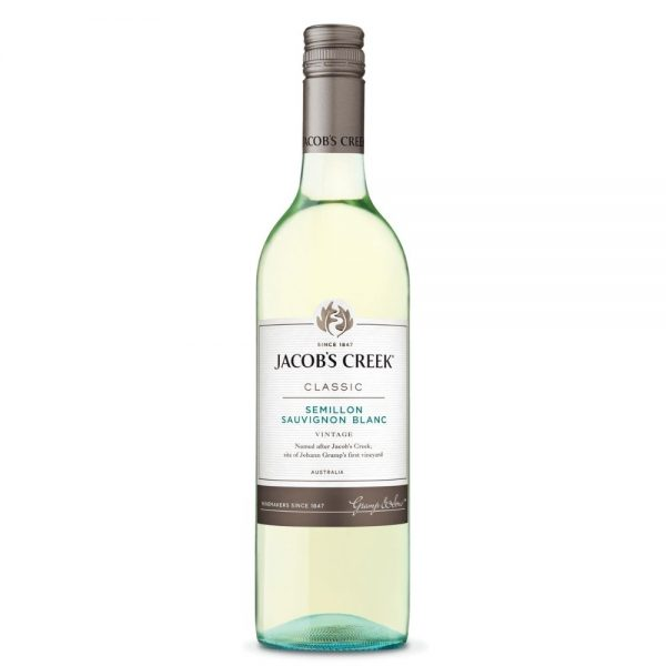 Jacob's Creek Classic Semillon Sauvignon Blanc