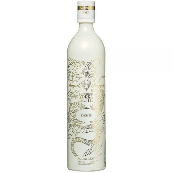 Royal Dragon Elite Lychee vodka
