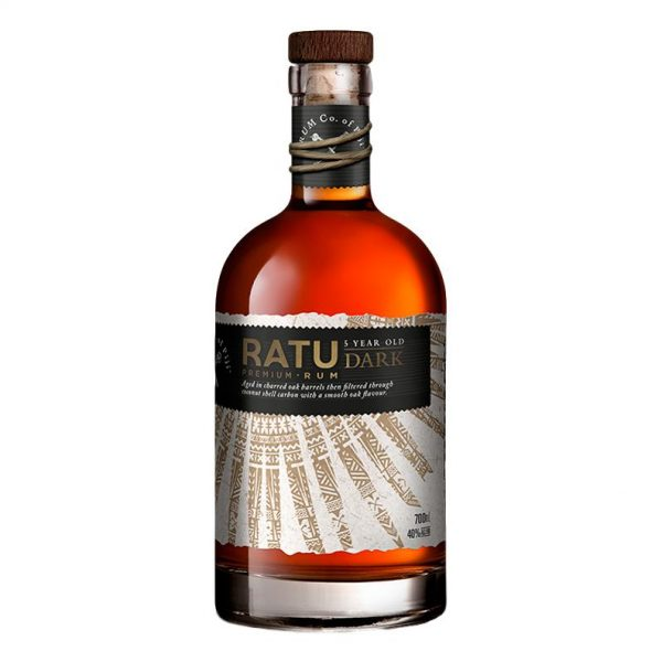 Ratu 5 Year Old Premium Dark Rum