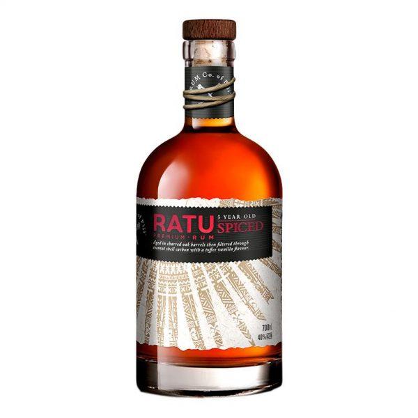 Ratu 5 Year Old Spiced Rum 700ML