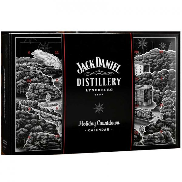 Jack-Daniel's-Holiday-Countdown-Calender-21-X-50-ml