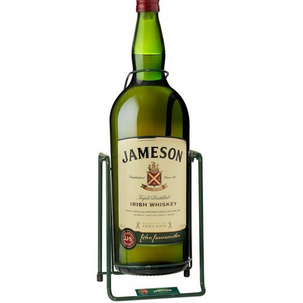 Jameson-Irish-Whisky-on-a-cradle-with-gift-box-4.5-Litre-1