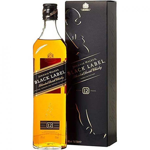 Johnnie-Walker-Black-Label-Scotch-whiskey-700mL-@-40-abv