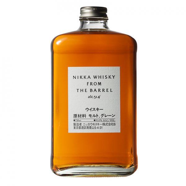 Nikka-From-the-Barrel-Blended-Japanese-Whisky-500ml