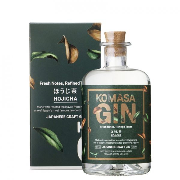 Komasa-Hojicha-Gin-Komikan-700mL