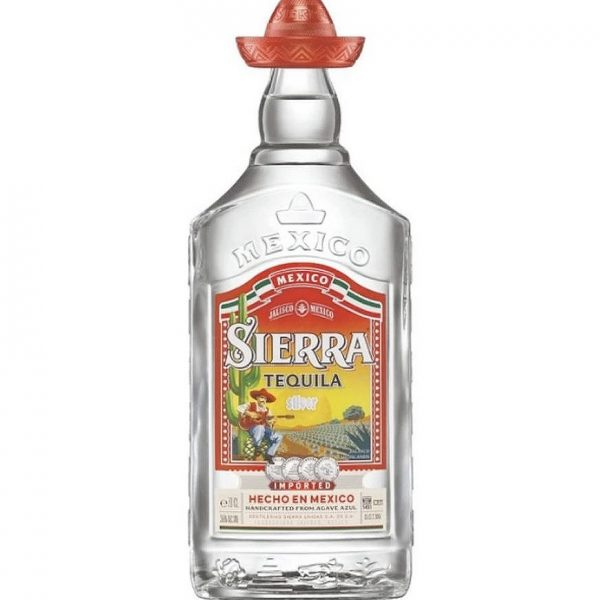 Sierra-Tequila-Silver-700-ML