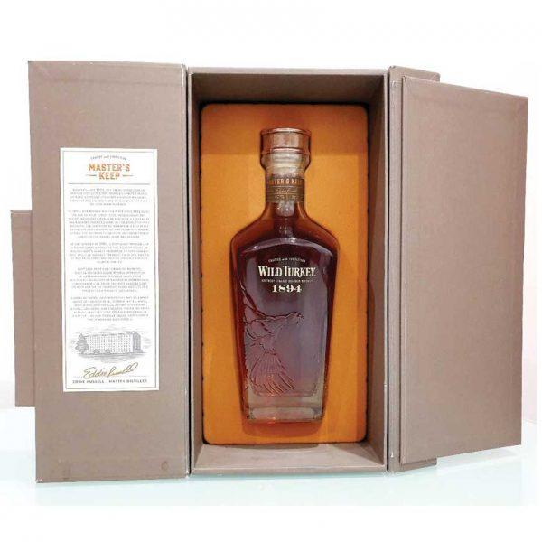 Wild-Turkey-Master's-Keep-1894-Edition-Bourbon-750mL